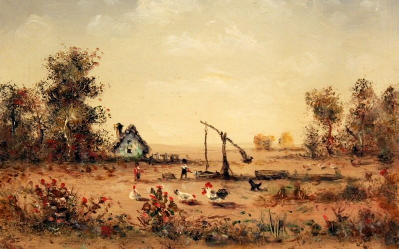 Alföldi tanya, 40×30, 35.000.-